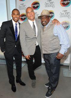 Trey Songz, Paxton Baker, Cedric the Entertainer