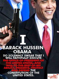 obama executes constitution