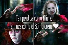 Im Crazy, Crazy People, Good People, Death Note Funny, Quotes En Espanol, Maria Jose, Through The Looking Glass, Alice In Wonderland, Best Quotes