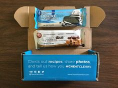 Free  Cookies & Cream and Chocolate Chip Cookie Dough Quest Bars #freestuff #freebies #samples #free