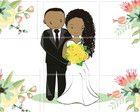 Noivinhos para lembranças de casamento