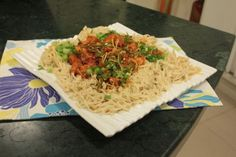 Chicken chow mein Recipe | Official Masala TV Main Course Recipes