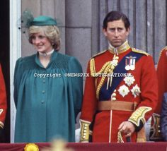princess diana trooping the color | the Trooping of the Colour,London_June 1982 Trooping of the Colour ...
