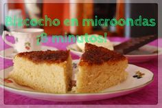Convection Oven Recipes, Microwave Recipes, Cooking Recipes, No Bake Desserts, Banana Bread, Cake Recipes, Cheesecake, Food And Drink, Yummy Food