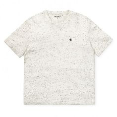 Carhartt W' S/S Neps Chase T-Shirt Wax