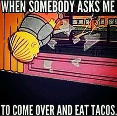 Taco Tuesday Taken Phone Call Liam Mexican Food Meme