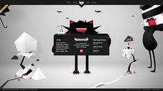// Nerisson website. Amazing !