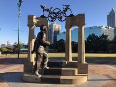 Centennial Olympic Park - A Gem in Atlanta - Vacation Geeks Olympic Sites, Centennial Olympic Park, Swim Meet, Summer Olympics, Atlanta, Geek Stuff, Swimming, Vacation, Geeks