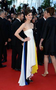 Cannes 2013 - Marion Cotillard in Dior