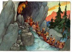 David T. Wenzel - Folk Tales Pied Piper - Mountain