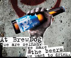 Brewdog- My fave beer.