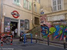 Undartground Dream Vacations, Street View, Paris, Marseille, Montmartre Paris, Paris France