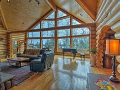 Barbeau Log Cabin w/Pool Table & River Views! Escape the day-to-day stress and stay at this vacation rental cabin in Barbeau. Pool Table, Ideal Home, Gazebo, Michigan, Condo, Outdoor Structures, Cabin, Vacation, Bedroom