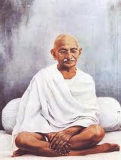 At the instant where the slave decides that they will no longer be a slave, their chains fall. Mahatma Gandhi, Spiritual Figures, Spiritual Images, Positive Attitude, Positive Thoughts, Spiritual Enlightenment, Spirituality, Spiritual Life, Shivaji Maharaj Painting