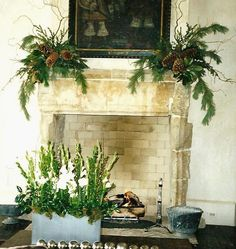 We love this mantel-- www.aspenbranch.com