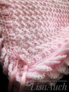 Handmade Soft And Colourful Ripple Baby Blanket Or Throw Perfect In Workmanship Baby Blankets & Throws