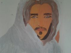 Mi Cristo Four Square, Amazing, Painting, Christ, Art, Painting Art, Paintings, Painted Canvas