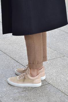 (ALKARUS- Tumblr) Ami paris trousers