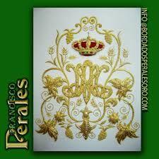 Imagini pentru fotos de bordados en oro