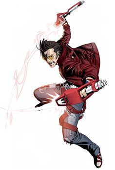 Travis Touchdown, No More Heroes 2: Desperate Struggle