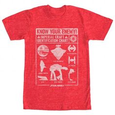 Know Your Enemy T Shirts, Hoodies. Get it now ==► https://www.sunfrog.com/Movies/Know-Your-Enemy.html?57074 $25