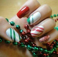 Newyear nails