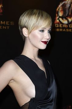 Jennifer Lawrence - 'The Hunger Games: Catching Fire' Paris Premiere
