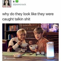 'Coz they are XD I know '95 Liner can be dangerous when left XD