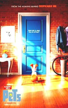 The Secret Life of Pets 2016 Watch.s 20 Nov 2016 - The Secret Life of Pets 2016 Watch. The Secret Life of Pets full., The Secret Life of Pets online dawt.ml/movie-stream/t/the-secret-life-of-pets. Hindi Movies, New Movies, Movies To Watch, Movies Online, 2016 Movies, Film Watch, Netflix Online, Movies Free, Family Movies