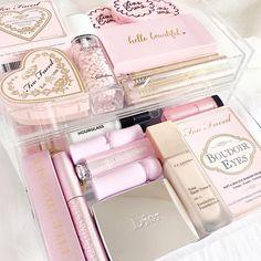 Organised Makeup Drawers