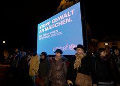 STREUPLAN   Wir sind BTL.: UNICEF am Tag der Menschenrechte unterstützt