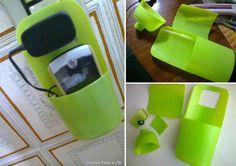 uma forma de nao trazer os carregadores com fios enormes ao trambolhao em cima das bancadas da cozinha  ❤️vanuska❤️