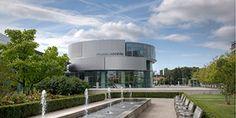 Audi Museum - Ingolstadt, Germany