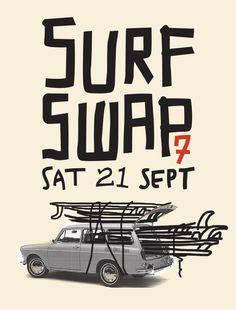 Surf Swap Meet Nr7