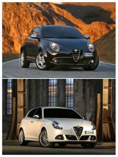 Passion for performance, leading technology, Italian design and safety!  The MiTo and Giulietta have it all!