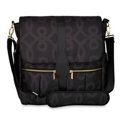 JJ Cole Backpack Diaper Bag Black and Gold Black Friday Cyber Monday Deal - Shop Baby Products Jj Cole Diaper Bag, Boy Diaper Bags, Black Diaper Bag, Best Diaper Backpack, Best Baby Bags, Stylish Backpacks, Changing Bag, Baby Necessities, Baby Wearing