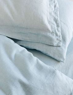 The smell of fresh, clean linen