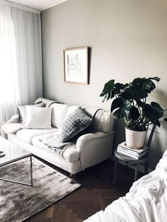 70 Cozy Minimalist Bedroom Design Ideas: Living Room, Family Room, Home Living Room Photos, Cozy Living Rooms, Living Room Grey, Living Room Interior, Living Area, Living Spaces, Living Room Accessories, Beautiful Living Rooms, Home And Deco