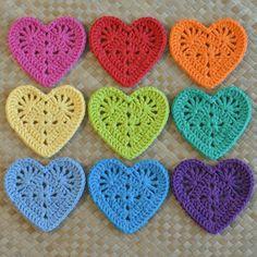 Transcendent Crochet a Solid Granny Square Ideas. Inconceivable Crochet a Solid Granny Square Ideas. Crochet Coaster Pattern, Crochet Motifs, Crochet Squares, Crochet Owls, Granny Square Crochet Pattern, Crochet Baby, C2c Crochet Blanket, Crochet Appliques, Easter Crochet