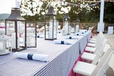 Glamorous Rehearsal Dinner BBQ by Lindsay Landman Events, Photo by Sofia Negron