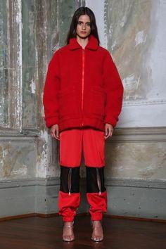 PIXIE COAT - RED – I.AM.GIA
