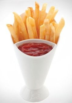 French Fry Cone