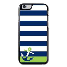 Navy Sailor Anchor Phonecase for iPhone 6/6S Case Brand new.Lightweight, weigh approximately 15g.Made from hard plastic, also available for rubber materials.The case only covers the back and corners of your phone.This case is a one-piece case that covers the back and sides of the phone. There is no front for the case.This is a non-peeling nor a non-fading print. Meaning, over time it will continue to look just as amazing as it did when you first received it.