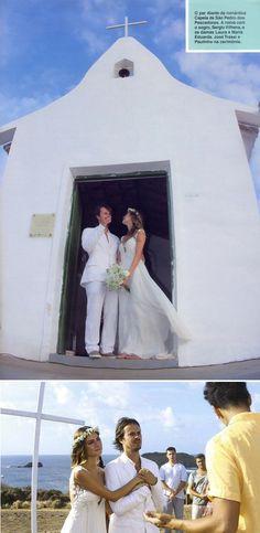 Casamento Thaila Ayala e Paulinho Vilhena - vestido por Samuel Cirnansck #wedding #beachweddings