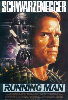 The Running Man (1987) | The-Running-Man-1987 The-Running-Man-1987 – Hollywood Movies ...
