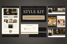 All-in-One Brand/ID Kit: Bonus Flyer ~ Web Elements on Creative Market $10