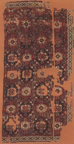 Small pattern Holbein carpet, Ottoman Empire, Western Turkey. Al-Sabah Collection, Kuwait Museum