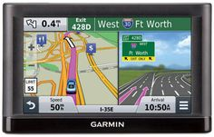 """The Garmin nuvi 55 is a gps navigator with 5.0"""" dual-orientation display and Lane Assist with Junction View and is unaffected by cellular dead zones for your ease of travelling. #garmin #gps #garmingps #garminnuvi55"""
