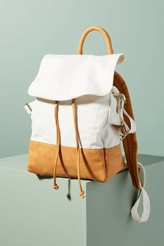 In love with this diaper bag from Anthropology