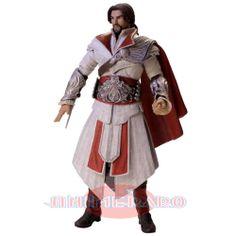 "Assassins Creed Brotherhood 7"" Ezio Legendary Assassin Unhooded Figure Neca"